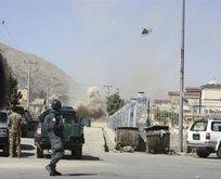 Afganistanda saldırı! En az 30 polis hayatını kaybetti