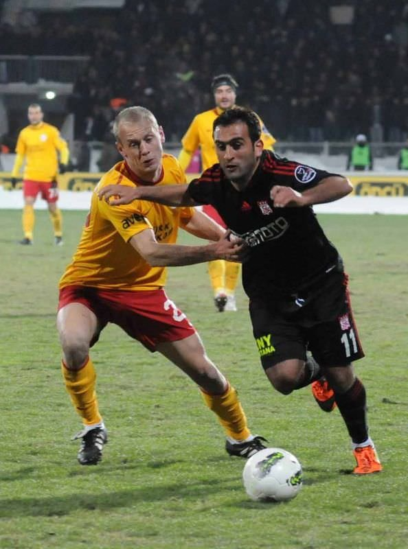 Sivasspor-Galatasaray