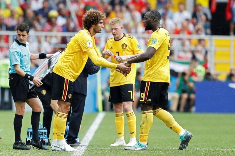 Lukaku Ronaldo'yu yakaladı