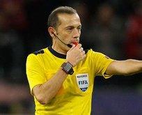 Süper Lig'in 17.haftasında derbi hakemlerine şok!