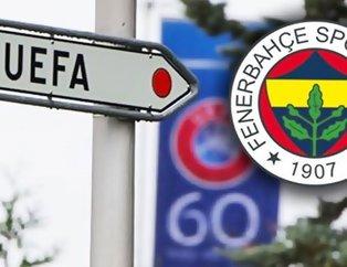 Fenerbahçe'de 8 isim UEFA kurbanı! Hepsi tek tek gönderiliyor