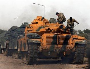 Suriye'nin kuzeyine 'hendek harekatı'