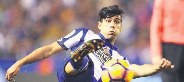 Fenerbahçe'nin gözü Juanfran Moreno'da