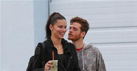 Adriana Lima ve Metin Hara hakkında şok iddia! 10 gün önce buluştular ve...
