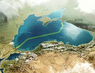 Türk Akım boru hattı projesi nedir? Türk Akımı projesi güzergahı ne?