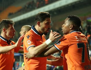 Lider hız kesmedi! (MS: M. Başakşehir 2-0 A. Konyaspor)