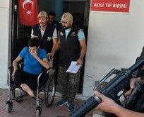 O terörist Adana'da böyle yakalandı