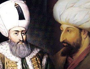 Fatih Sultan Mehmed ve Kanuni Sultan Süleyman bildiğinizden çok farklı!
