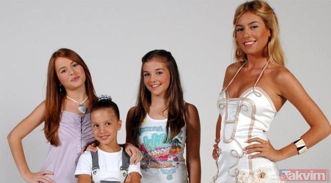 Selena'da Selin, Leyla ve Nazlı'yı canlandıran oyuncular son haliyle şoke etti! Özellikle Cansu Demirci...