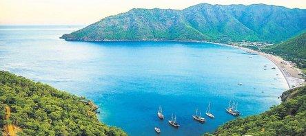 Akdeniz'in incisi Adrasan