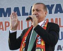 Erdoğan: Çok yakında önemli bir adım atacağız
