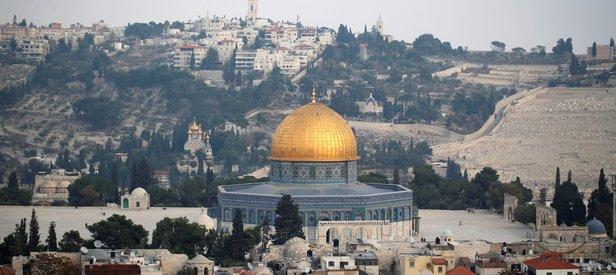 DEAŞ bitti, Filistin ateşleniyor