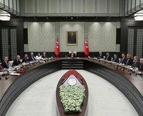 Kabine toplantısı sonrası kritik açıklamalar!