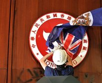 Londra-Pekin hattı çok gergin