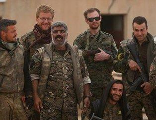 Terör örgütü PYD/YPG'nin yabancı teröristleri