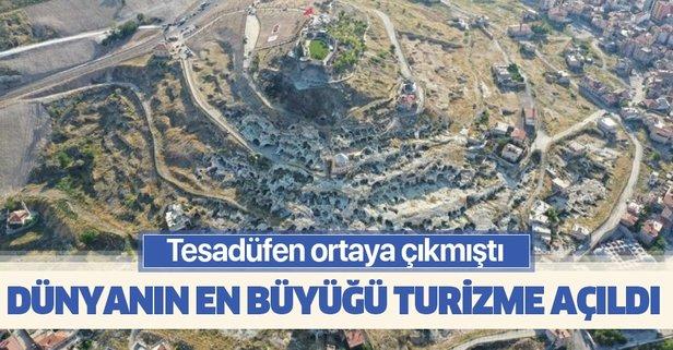 Kayaşehir turizme açıldı
