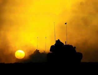 Silopi-Habur bölgesinde Irak ve Türk askerleri gece tatbikat yaptı