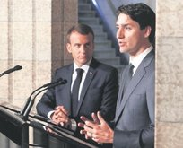 Çakma kaşlı Trudeau