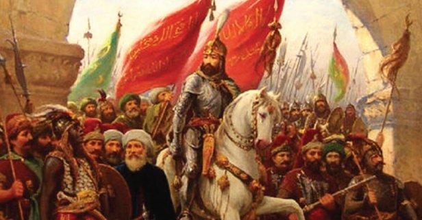 Fatih Sultan Mehmet, son otağında anıldı