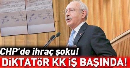 Bursa'da CHP'li Ali Uluşahin ihraç edildi