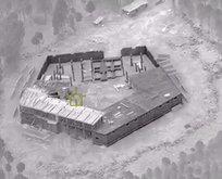 İşte PYDnin Afrindeki yeni Pentagonu