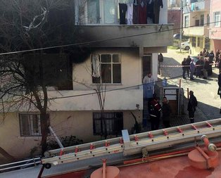 Büyükçekmece'de patlama: Bir kişi hayatını kaybetti