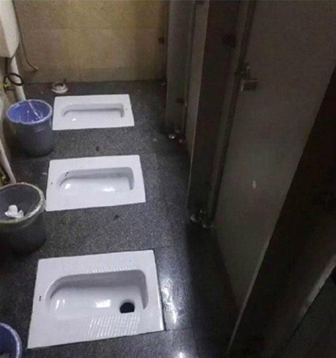 Dünyanın en garip ülkelerinden Çinden şoke eden görüntüler