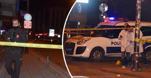 İstanbul'da silah sesleri! Yaralılar var