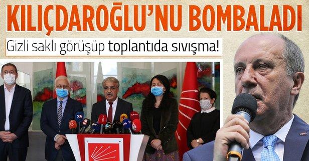 Kılıçdaroğlu'nu HDP üzerinden vurdu