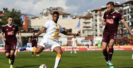 Galatasaray Hatayspor karşısında öldü öldü dirildi! ZTK'da nefes kesen maç