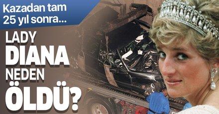 Prenses Diana neden öldü? Lady Diana'nın hayatı film oluyor... Tüm sırlar bir bir ortaya çıkacak