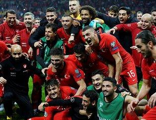 Milli Takım'a bir müjde de FIFA'dan! İşte yeni dünya sıralaması