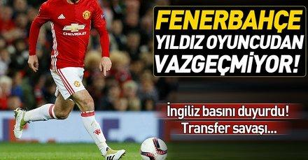 Juan Mata kapışması! Fenerbahçe Juan Mata'dan vazgeçmiyor...