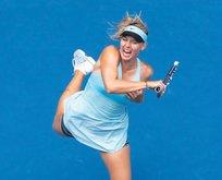 Sharapova geliyor