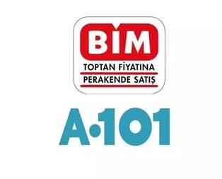 BİM ve A101 2500-2750 TL maaşla personel alacak