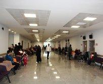 Hastanelere 81 şehirde mülakatsız işçi alımı kura saati ve yeri