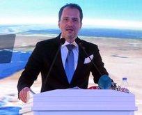 Fatih Erbakan 31 Mart için tarafını belli etti