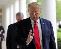Trump'tan sert tepki: Çin'in kuklalarısınız