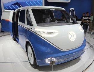 Volkswagen I.D BUZZ tanıtıldı! I.D BUZZ bakın ne gibi özelliklere sahip...