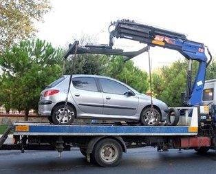 Polisten yeni uygulama! Artık aracınız çekildiğinde...