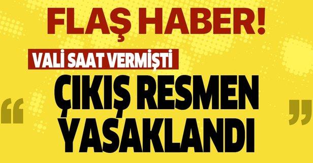 İstanbullular dikkat! 17.00'de sona erdi
