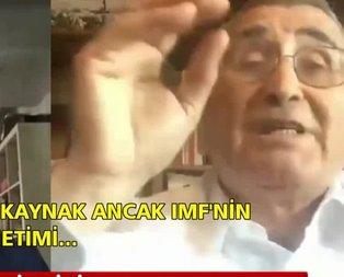 Türkiye için kaynak bulmanın tek çaresi IMF