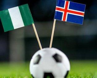 Dünya Kupası Nijerya-İzlanda maçı ne zaman? Saat kaçta ve hangi kanalda?