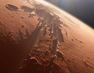 Mars'ta çekilen bu fotoğraf görenleri şoke etti! Uzayda hayat var mı?