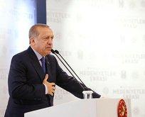 Erdoğan: İstanbul'a ihanet ettik