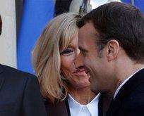 Macron'dan ülkeyi karıştıran skandal! Rezil oldu!