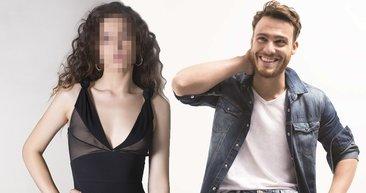 Kerem Bürsin'in yeni sevgilisi dekolteli elbisesiyle olay yaratan ünlü isim çıktı! Serenay Sarıkaya ile...