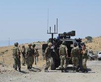 Şantiyeye saldıran PKK'lı teröristler öldürüldü