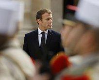 Macron'un Türkiye takıntısı! Fransız basını yazdı