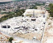 Muğla'da kaçak yapıların yıkımı başladı!